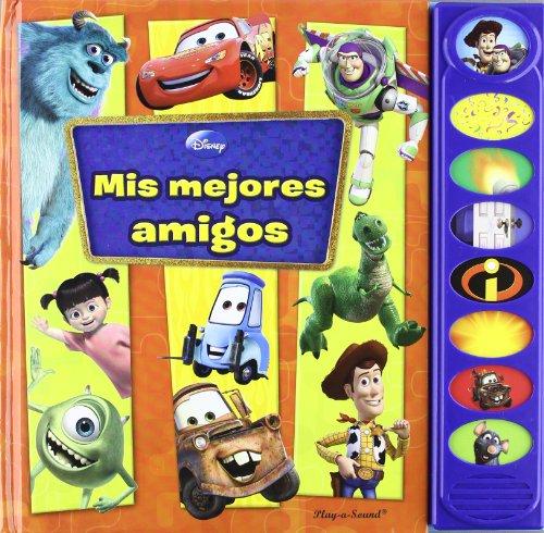 Pixar Psd (8 Botones Con Sonido)