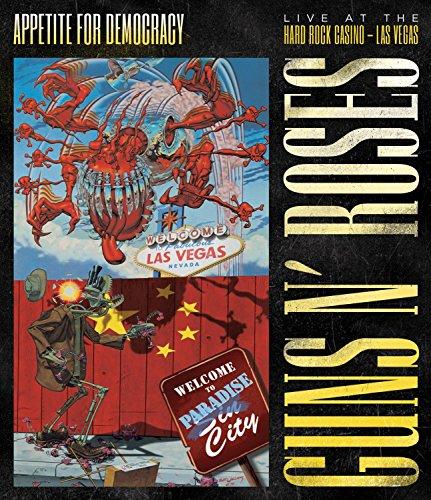 Guns N' Roses - Appetite For Democracy (Live At The Hard Rock Casino - Las Vegas)