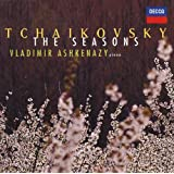 Tchaikovsky: The Seasons; 18 Morceaux; Aveu Passioné in E minor