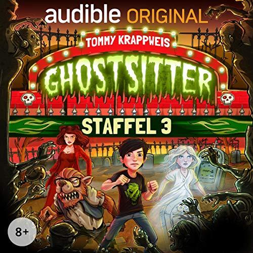 Produktbild Ghostsitter: Die komplette 3. Staffel