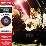 Too Much Too Soon - Cardboard Sleeve - High-Definition CD Deluxe Vinyl Replica