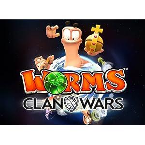 Worms Clan Wars [PC/Mac Code – Steam]