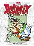 Omnibus 5: Asterix and the Cauldron, Asterix in Spain, Asterix and the Roman Agent (Asterix Omnibus)