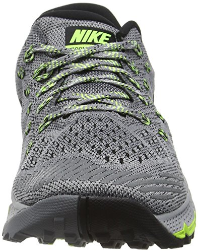 info for 938f5 7b5d2 Nike Air Zoom Terra Kiger 3, Chaussures de Running Compétition Homme Gris  (Cool Grey ...