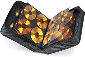Hama Cd Tasche Mit Pflegetuch Für 304 Discs Cd Dvd Blu Ray