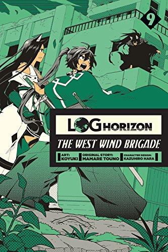 Preisvergleich Produktbild Log Horizon: The West Wind Brigade,  Vol. 9