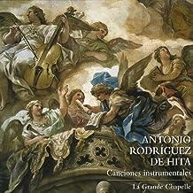 Antonio Rodríguez De Hita: Canciones Instrumentales