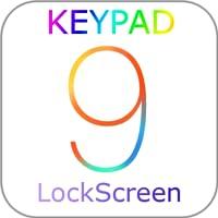 OS9 Lock Screen - Keypad Lock