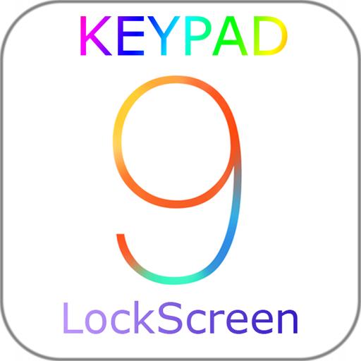 OS9 Lock Screen - Keypad