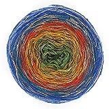 Donegal Tweed Farbverlauf Fb. 867, Menge:100g - 96m