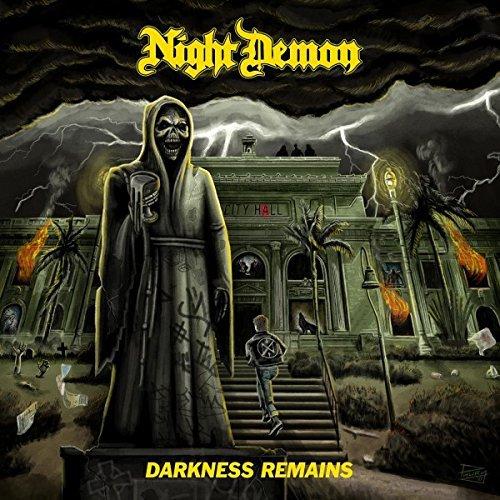 Night Demon: Darkness Remains (Audio CD)