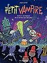 Petit Vampire, tome 2 : La maison de la terreur qui fait peur par Sfar