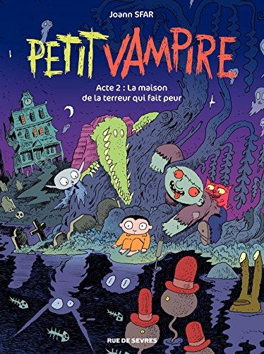 Petit Vampire - Tome 2 par Joann Sfar