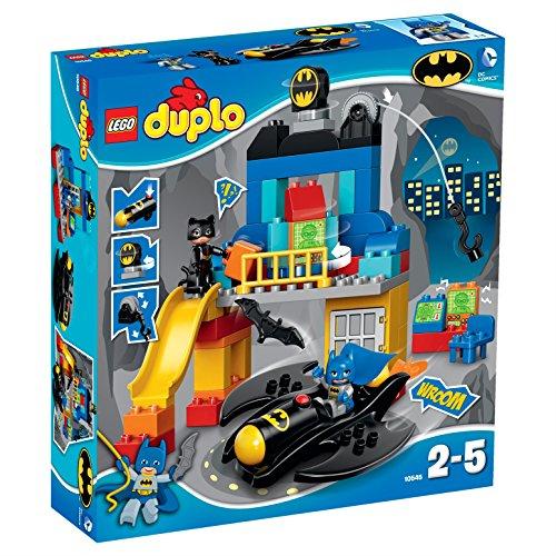 Lego Duplo  10545 - Batman Abenteuer in der Bathöhle (Batman Baby Zubehör)