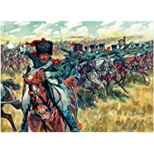 Italeri 6080S  - Guerras Napoleónicas - Caballería Ligera Francesa