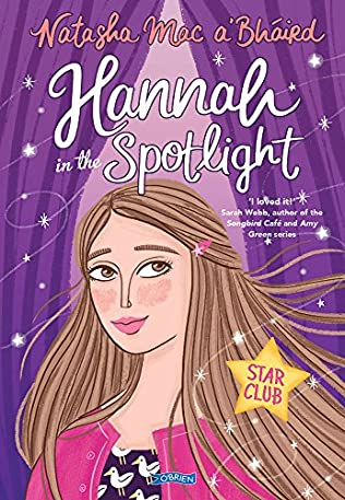 book cover of Hannah in the Spotlight