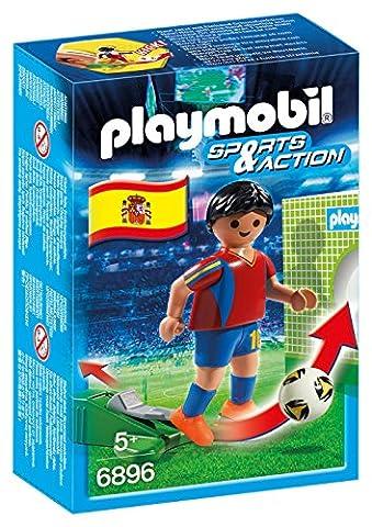 Playmobil - 6896 - Joueur de foot