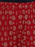 Damen Mode Women's Rayon Printed Palazzo