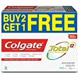 Colgate Total Advanced Health Anticavity Toothpaste - 360gm (Buy 2 * 120g & Get 120g Free)
