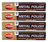4x AUTOSOL Metal Polish Edel Chromglanz Metall...