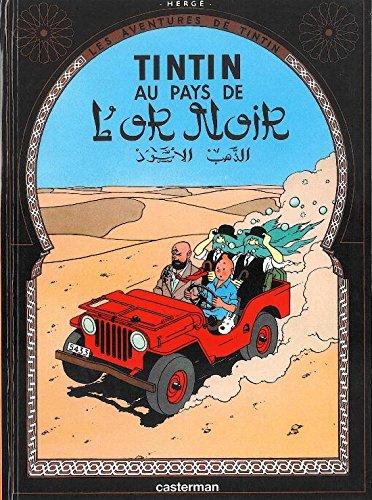 Les Aventures de Tintin, Tome 15 : Tintin au pays de L'or Noir : Mini-album