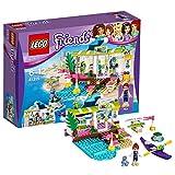 LEGO - 41315 - Friends - Jeu de Construction - Le magasin de plage...