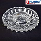 Planet Crystal Turtle - Tortoise For Feng Shui And Vastu - Best Gift For Blessing - With Pond - Pot
