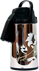 Ad Fresh Stainless Steel Vacuum Stew Pot Thermos for Food Coffee/Soup/Tea 3 LTR