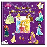 Mes belles histoires du soir Disney Princesses