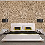 murando - Fototapete 400x280 cm - Vlies Tapete - Moderne Wanddeko - Design Tapete - Wandtapete - Wand Dekoration - Orient Ornament f-A-0151-a-c