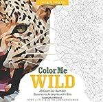 Trianimals: Color Me Wild: 60 Color-b...