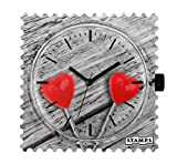 S.T.A.M.P.S. Stamps Uhr Zifferblatt Lolly for you