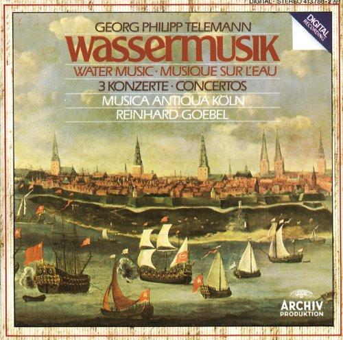 Telemann: Concerto In A Minor ...