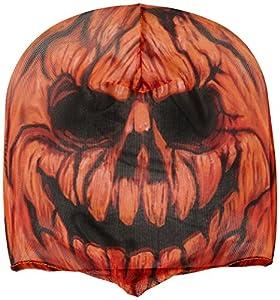 Haunted House - Máscara calabaza de tela (Rubie