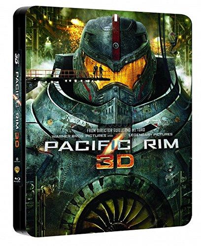 Pacific Rim 3D - Limited Edition Futurepak (Blu-ray 3D + Blu-ray + Bonus Blu-ray) [CZ Import] - Heather Rim