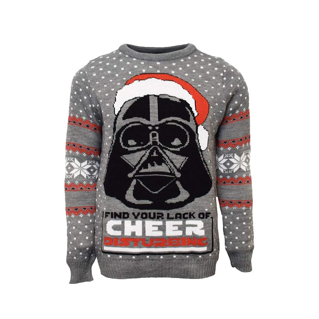 NUMSKULL Darth Vader Sweater Mixte