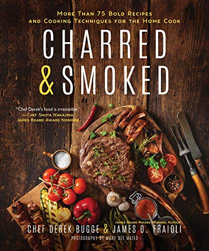 Cedar Plank Steak (Charred & Smoked: More Than 75 Bold Recipes and Cooking Techniques for the Home Cook (English Edition))