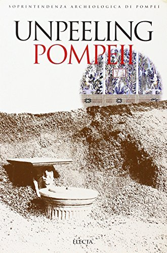 Pompeii Archaeological Guidebooks: Unpeeling Pompeii - Studies in Region 1 of Pompeii v. 3 by Andrew Wallace- Hadrill (1999-03-02)