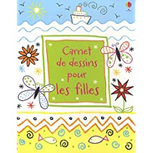 Carnet de dessins pour les filles