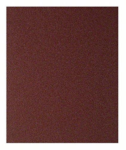 Bosch 2609256b72papel de lija para uso manual para madera/pintura 230x 280mm P400