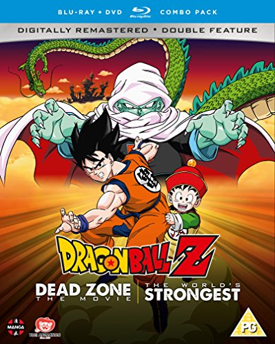Dragon Ball Z Movie Collection One: Dead Zone/The World's Strongest - DVD/Blu-ray Combo [UK Import]