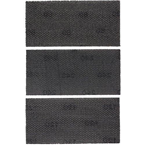 piranha-x39042-xj-foglio-in-mesh-da-3-mm-240-g-con-velcro-di-93-x-230-mm-3-pezzi