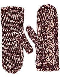 Foxy Knit Mitt