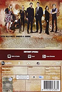 criminal minds - season 10 (5 dvd) box set DVD Italian Import