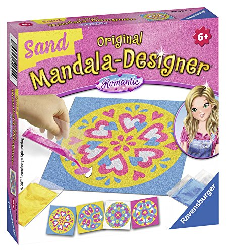 Ravensburger Original Mandala Designer 29994 - Mini Sand: Romantic