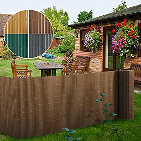 Canisse Bambou 3x1 5m - Brise vue 5m casa pura® pare vue