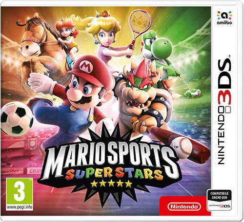 Mario Sports Superstars   Nintendo 3DS [Importación italiana]