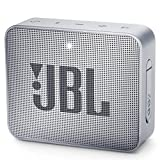#4: JBL Go 2 Portable Bluetooth Speaker with mic (Ash Gray)
