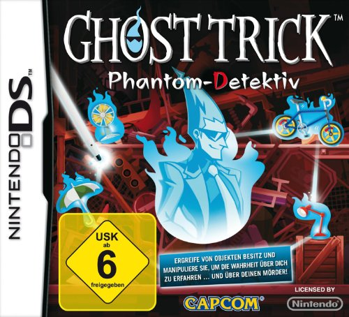 Ghost Trick: Phantom-Detektiv