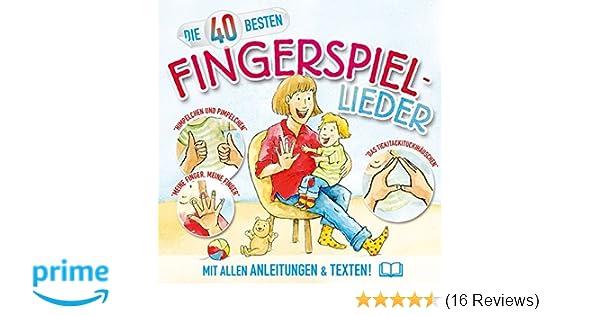 Die 40 Besten Fingerspiellieder Katharina Blume Christian Konig